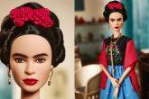 Salma Hayek lamentó de que hayan hecho una Barbie de Frida Kahlo
