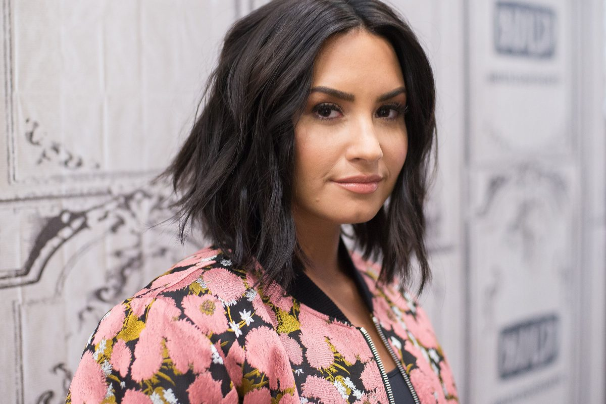Demi Lovato celebra sus 6 años de sobriedad