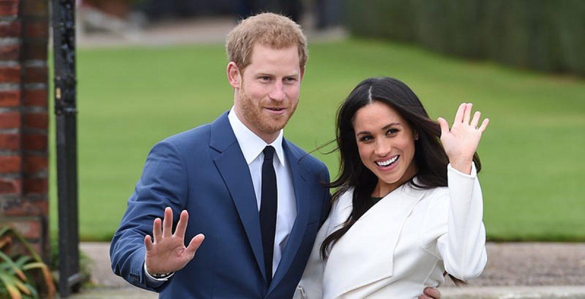 ¡Ya se enviaron las invitaciones para la gran boda real del príncipe Harry y Meghan!