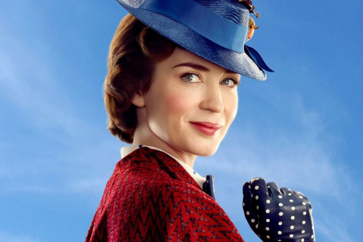Estreno del primer tráiler de 'Mary Poppins' 54 años después