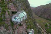 ¿Te animarías a hospedarte en las cápsulas de cristales en Perú?