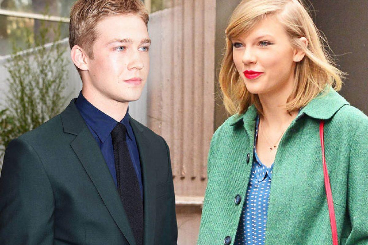 Taylor Swift hizo una rara aparición pública con su novio