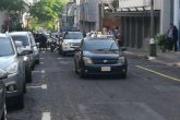 Tiroteo y toma de rehén en el microcentro de Asunción