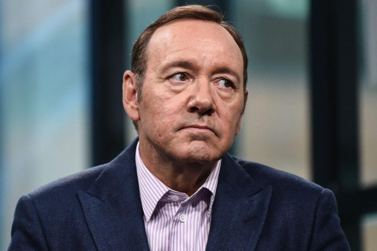 Kevin Spacey está siendo investigado por la fiscalía debido a presuntos crímenes sexuales