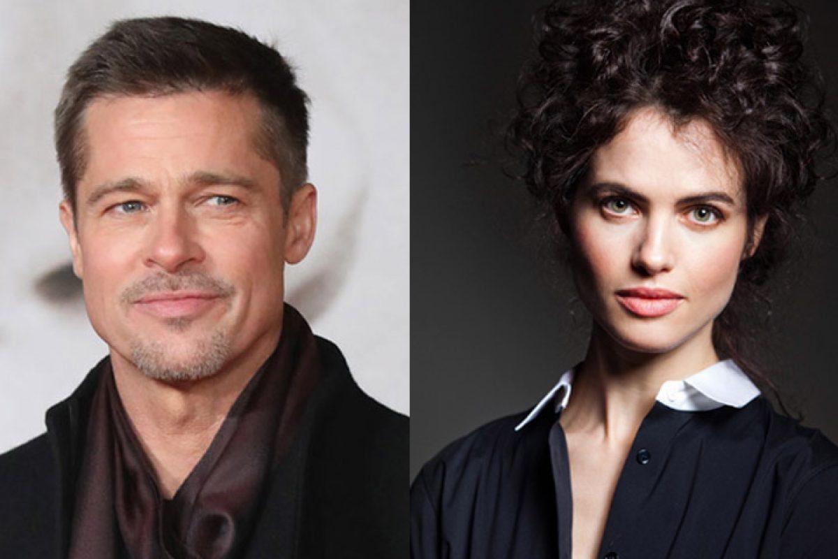 Brad Pitt estaría saliendo con una arquitecta que se le asemeja a Angelina Jolie
