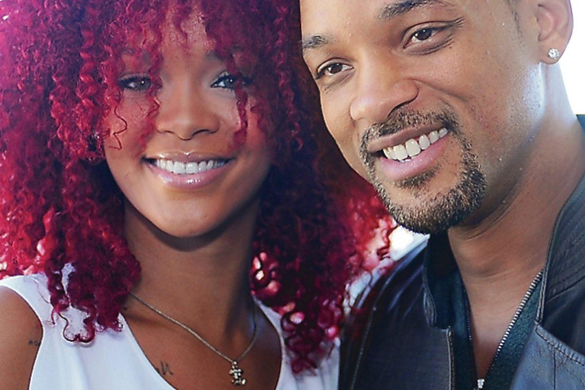 ¿Will Smith o Rihanna?