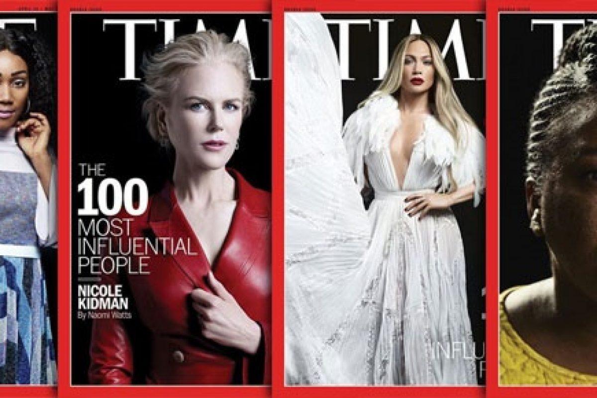 La revista Time reveló la lista de 100 personas más influyentes del 2018