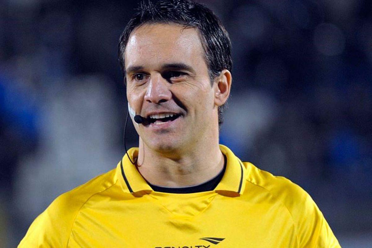 Patricio Loustau pitará el partido entre Gremio y Cerro Porteño
