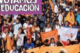 Votamos por la educación: Estudiantes marcharán este jueves