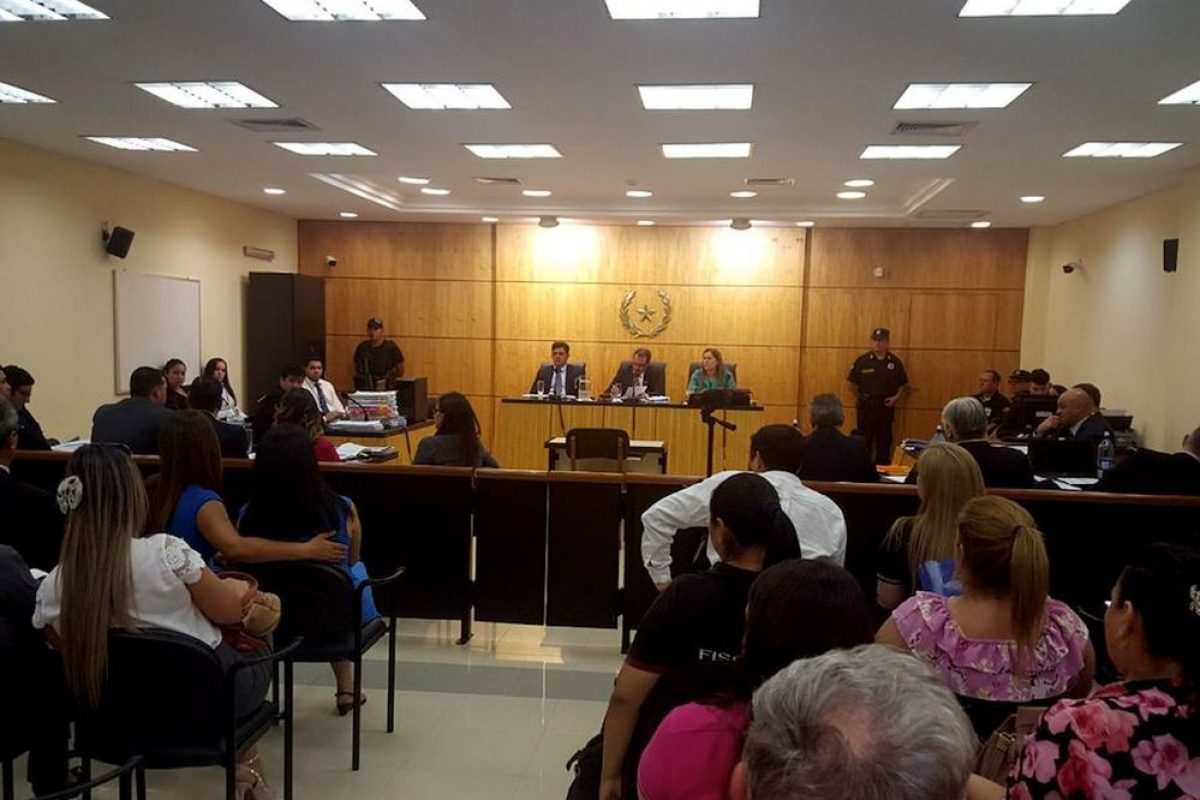 Condenan a 12 años de cárcel a acusado por crimen de Alex Villamayor