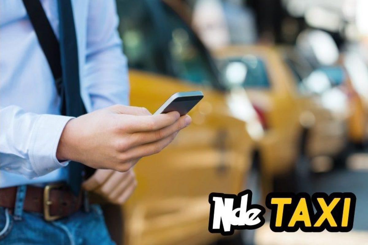 """""""Nde TAXI"""", la aplicación que desafía a Uber"""