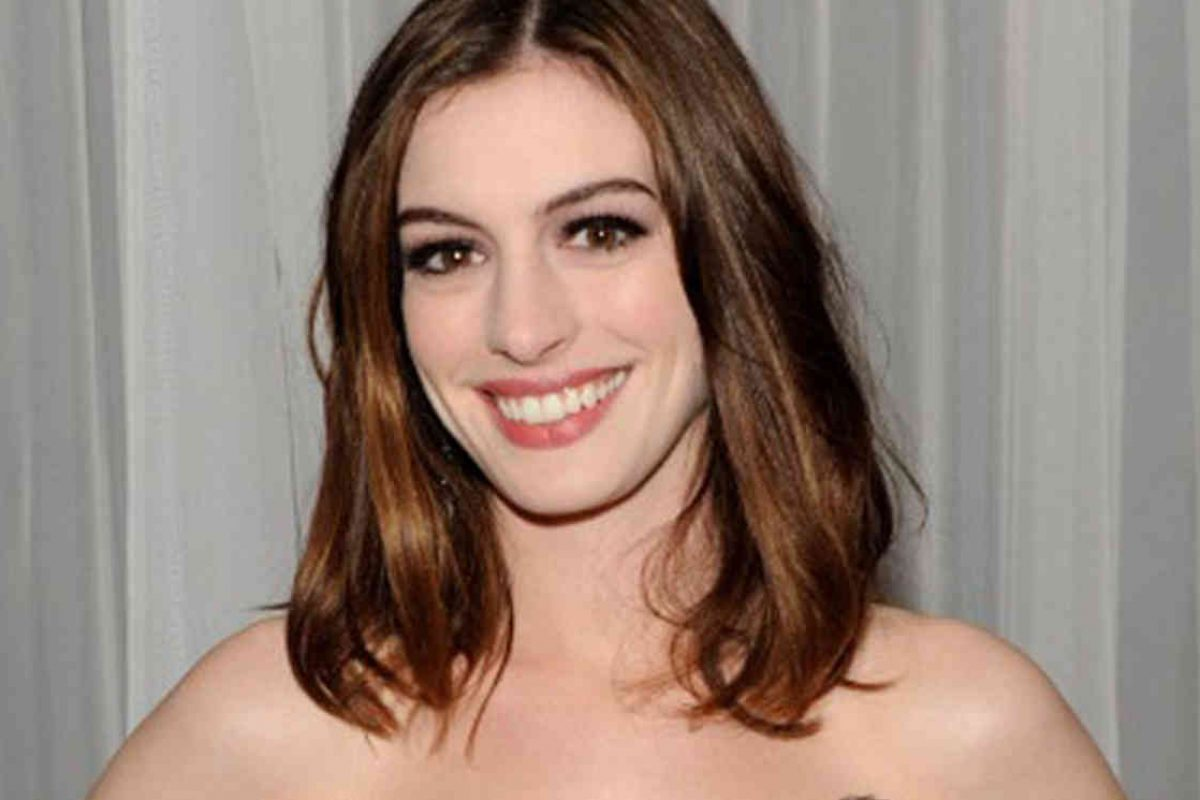 Anne Hathaway respondió a quienes la criticaron por subir de peso para una película