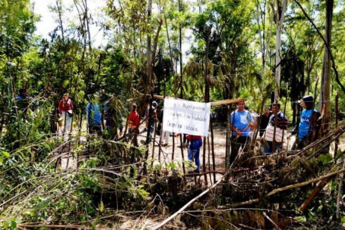 Alerta policial ante posible invasión en Paraguarí