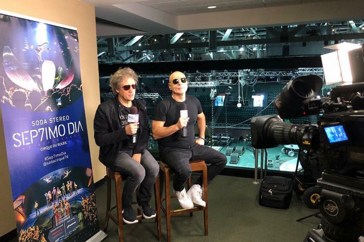 """Charly Alberti: """"Soda Stereo sigue viviendo en la gente"""""""