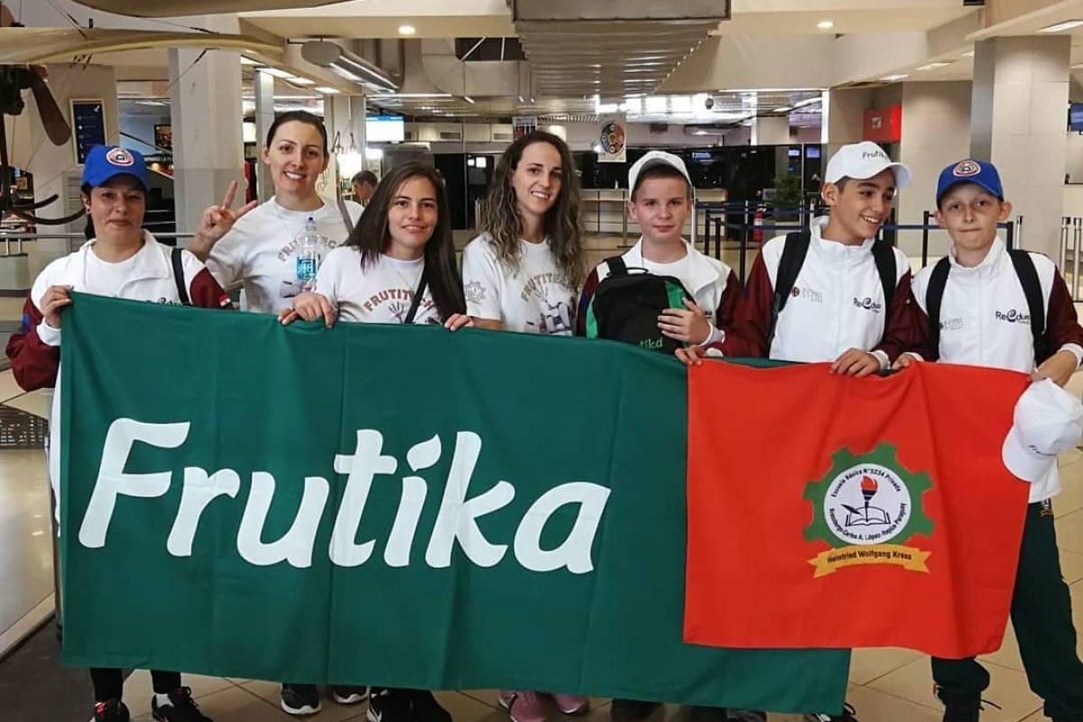 Alumnos de la Escuela Heinfried Wolfgang Kress representarán a Paraguay en concurso de robótica en EE.UU.