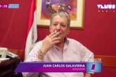 Calé Galaverna cumplirá su promesa: Dejará de fumar