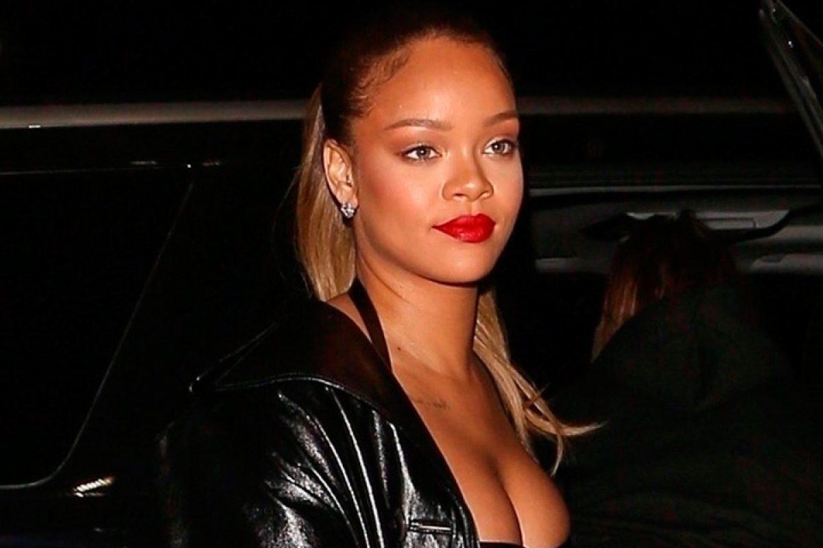 Rihanna planea lanzar 2 nuevos álbumes