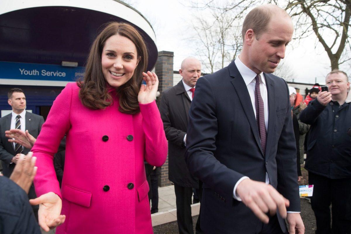 Nació el tercer hijo de Kate Middleton y el Príncipe William