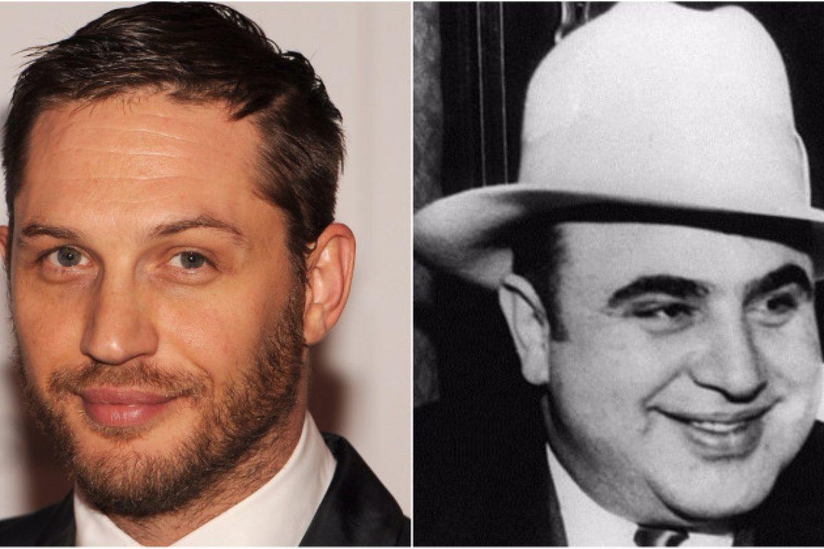 Tom Hardy y su dramática transformación en Al Capone