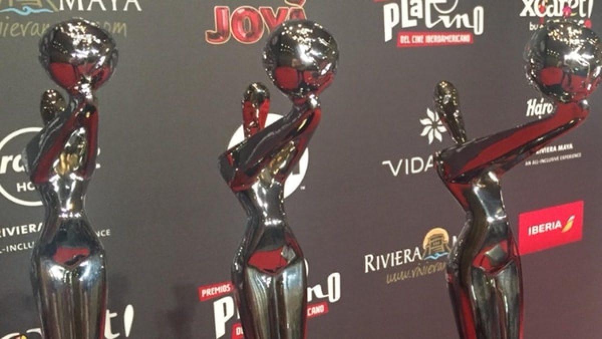 Películas paraguayas estuvieron compitiendo en los premios Platinos
