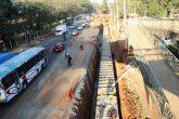 """Frentistas del metrobús dicen que MOPC """"jodió"""" a comerciantes"""