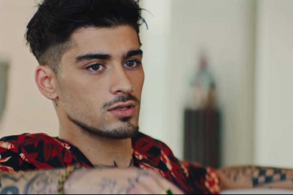 """Mirá el nuevo vídeo de Zayn, """"Let Me"""""""