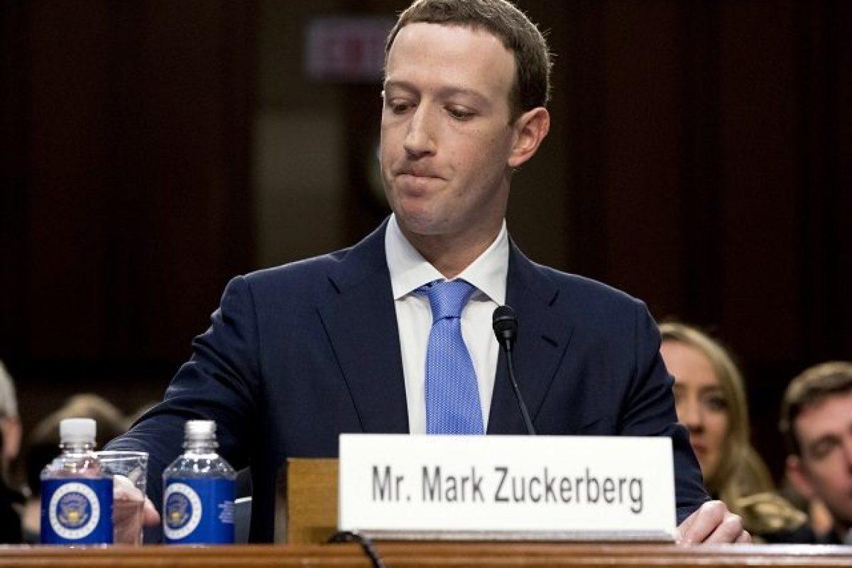 Mark Zuckerberg declaró ante el Senado tras el escándalo de las filtraciones de datos de Facebook