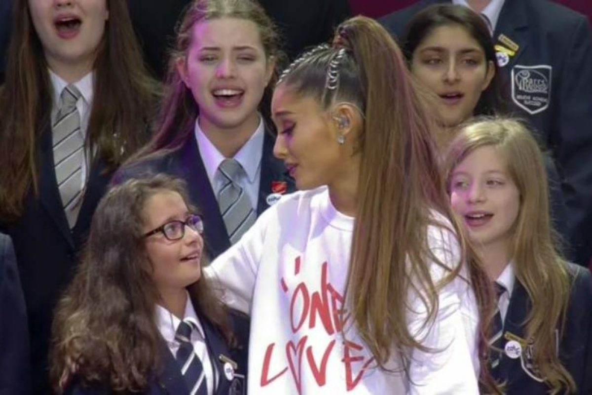 Ariana Grande escribió un mensaje conmovedor a Manchester por cumplirse 1 año del ataque terrorista