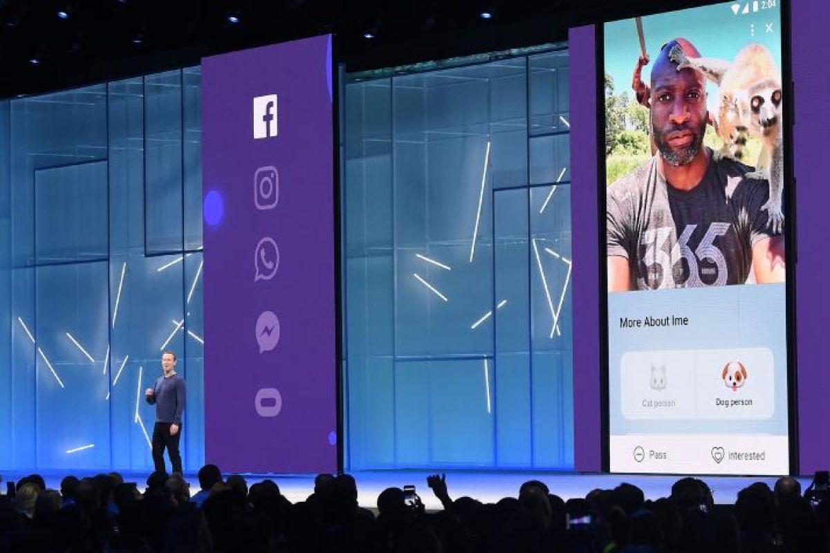 Facebook lanzará una app de citas