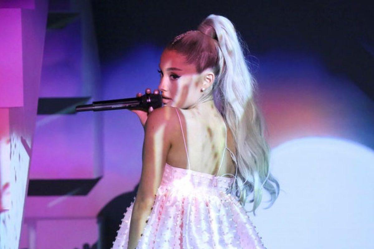 Ariana Grande reveló más detalles de su nuevo álbum