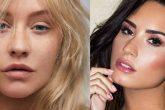 """Escuchá el nuevo single de Christina Aguilera junto a Demi Lovato, """"Fall in line"""""""
