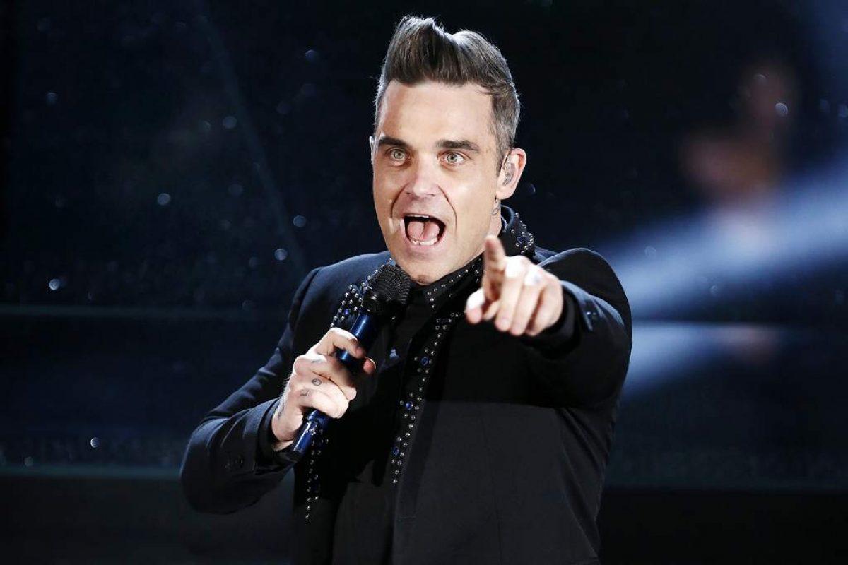 Robbie Williams vendrá a Paraguay