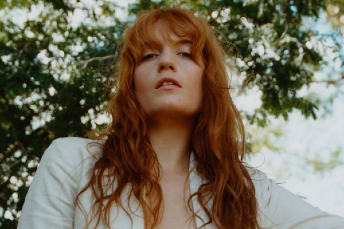 "Florence + The Machine compartió un nuevo single: ""Hunger"""