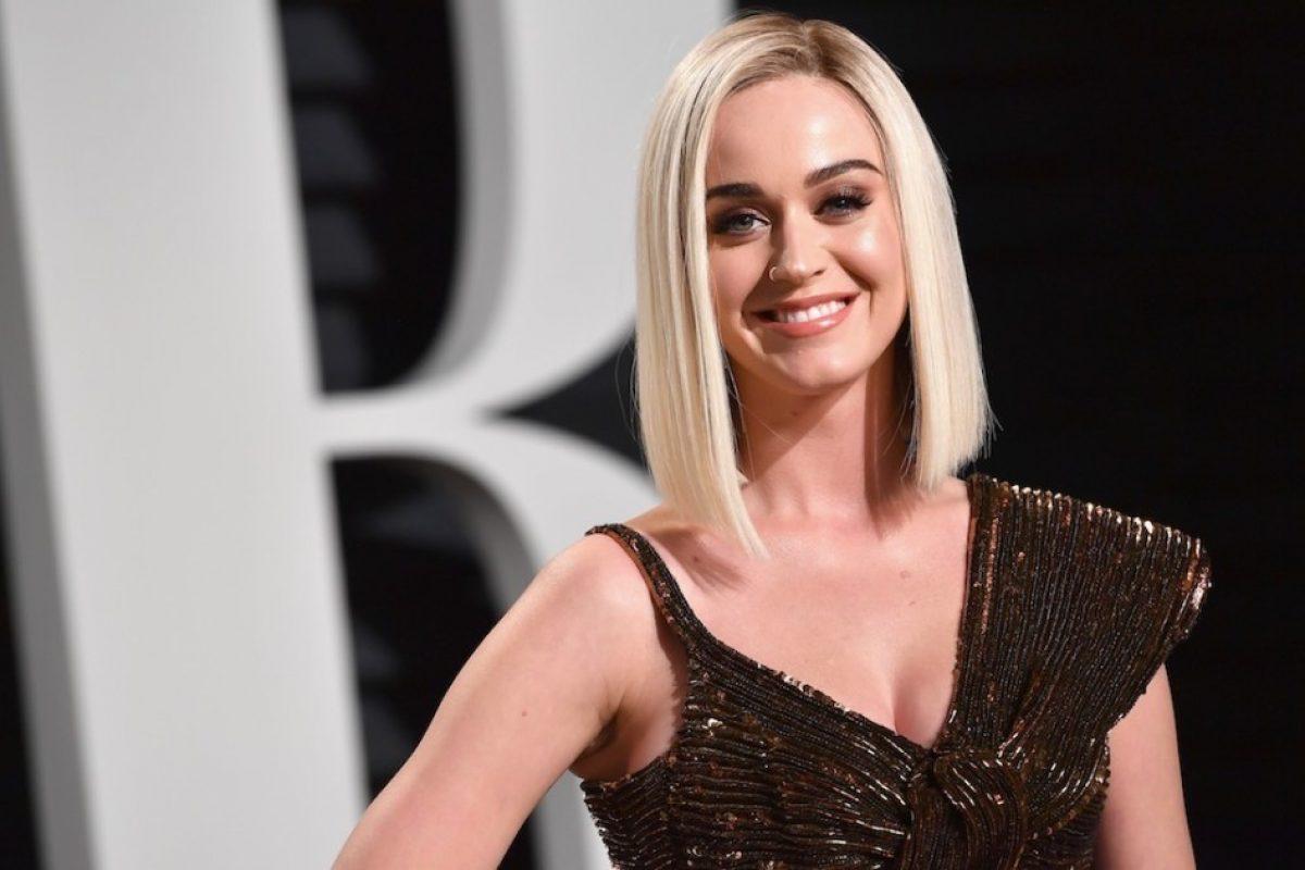 Katy Perry confirmó estar en una relación