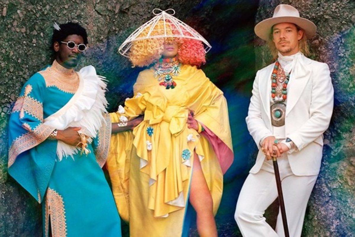 """¡Diplo, Sia y Labrinth formaron un supergrupo! Escuchá su primer single: """"Genius"""""""