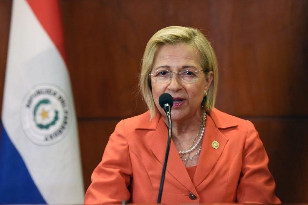 Alicia Pucheta es Vicepresidenta