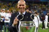 Zidane renunció como director técnico del Real Madrid