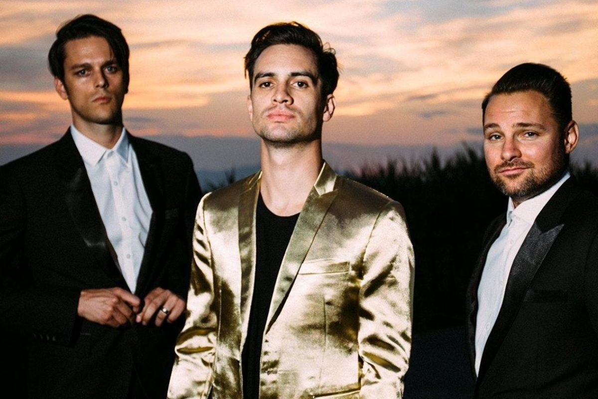 "Panic! at The Disco estrenó nuevo single: ""King of the Clouds"""