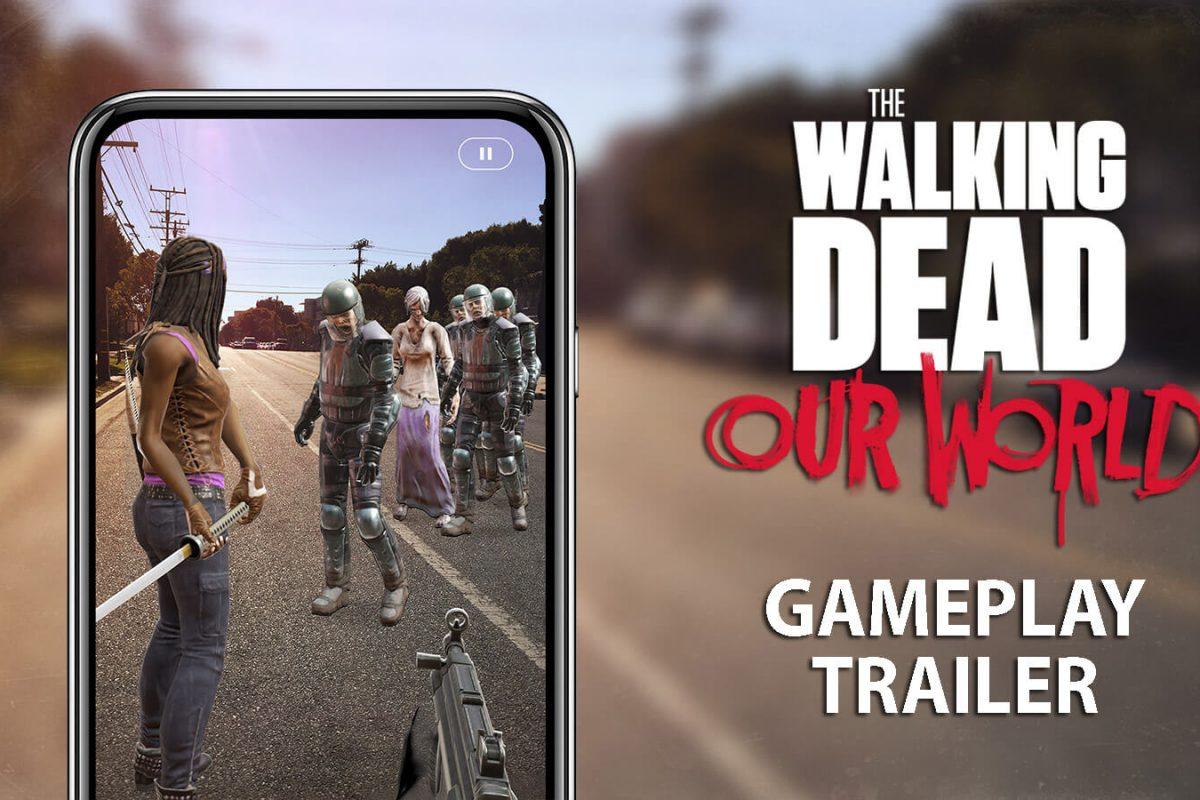 The Walking Dead tendrá su juego de realidad aumentada