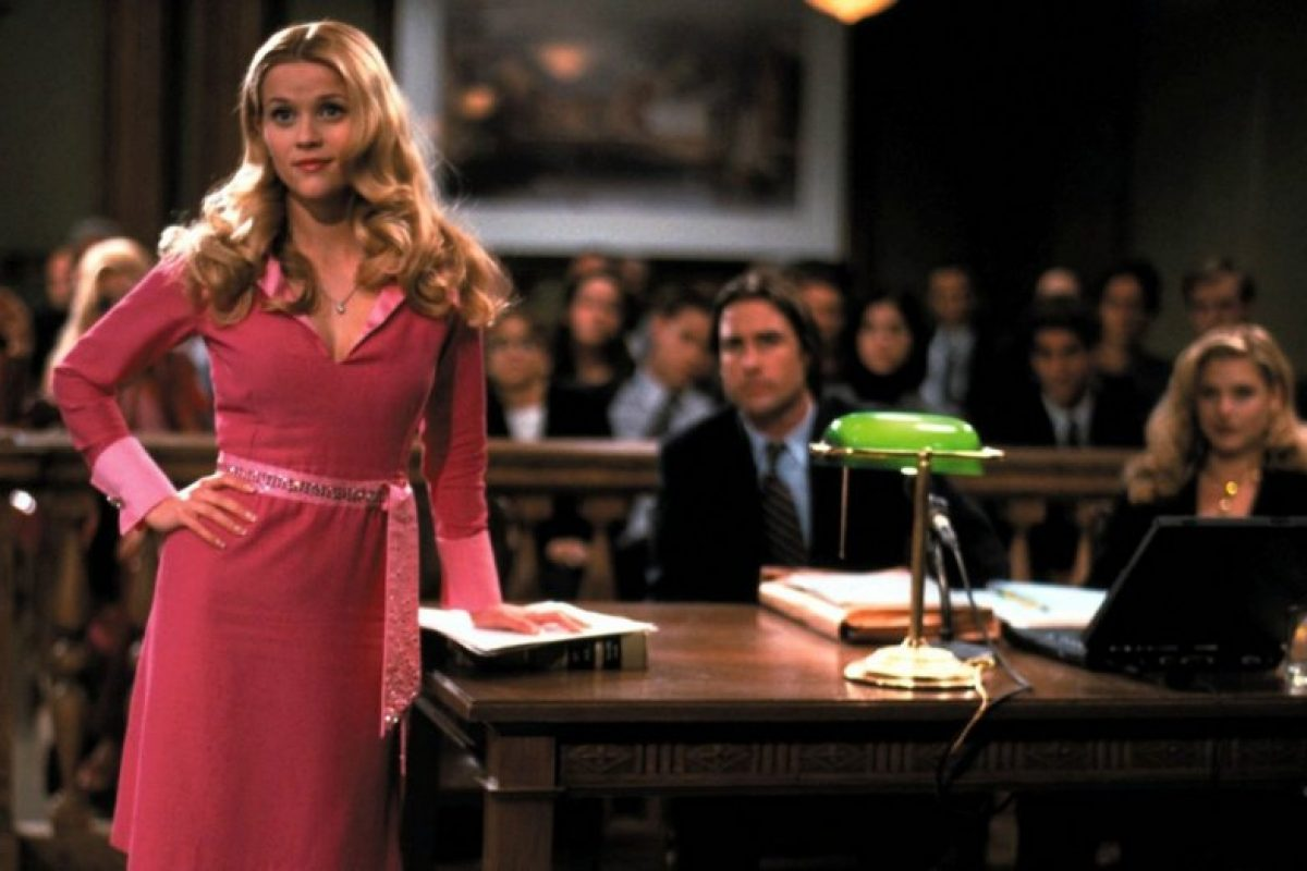 "Reese Witherspoon volverá a interpretar a Elle Woods en ""Legalmente Rubia 3"""