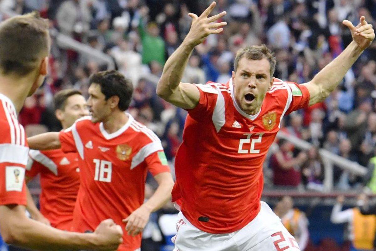 Resumen del Día 1 de la Copa Mundial de Rusia