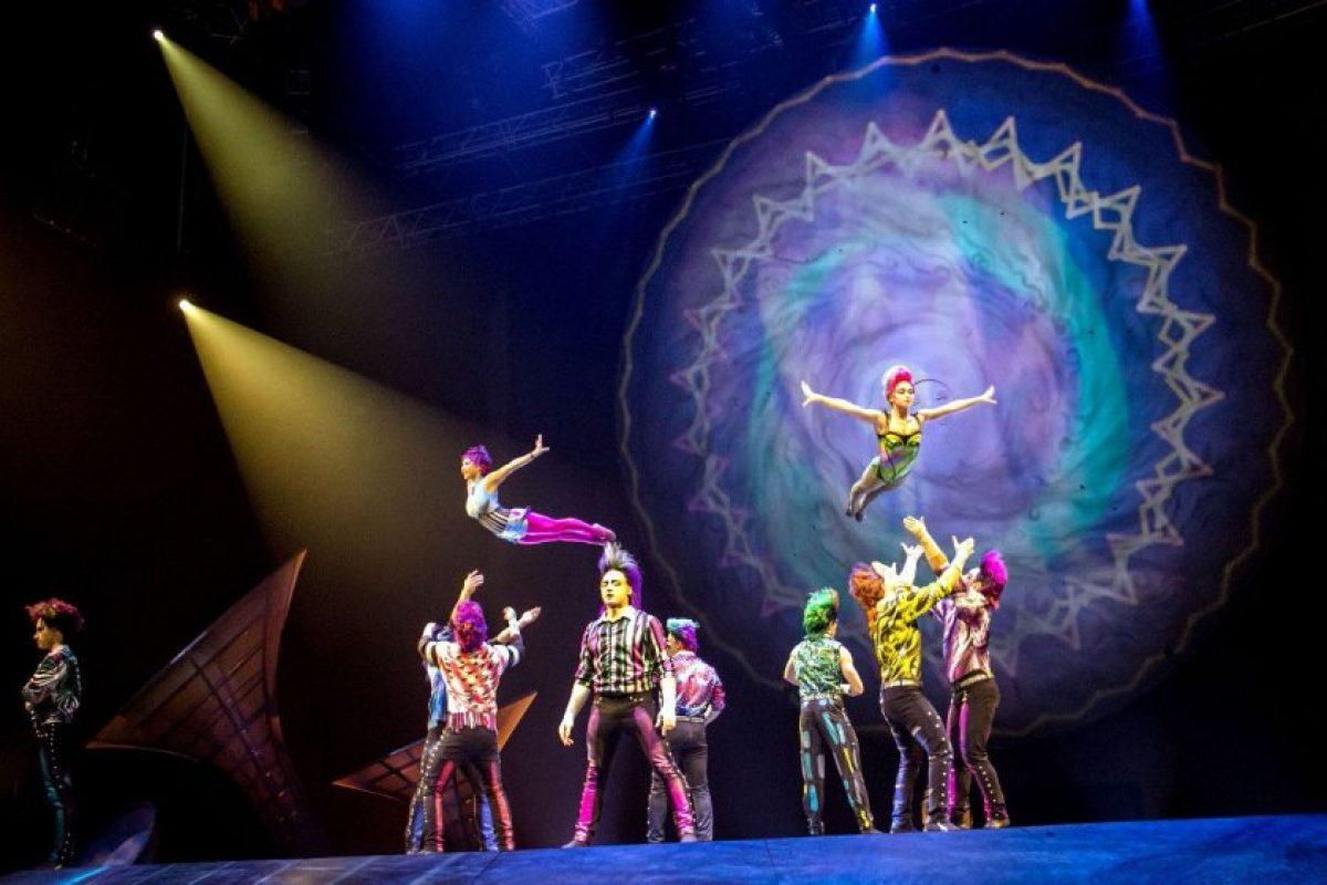 """Curiosidades sobre el espectáculo del Cirque Du Soleil inspirado en la música de Soda Stereo, """"Sép7imo Día – No Descansaré"""""""