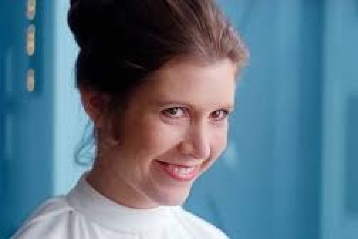 Carrie Fisher volverá como la Princesa Leia en Star Wars Episodio IX
