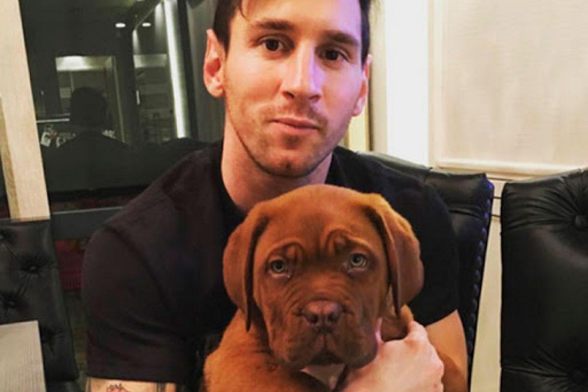 Ya viste a Leo Messi jugando con Hulk?