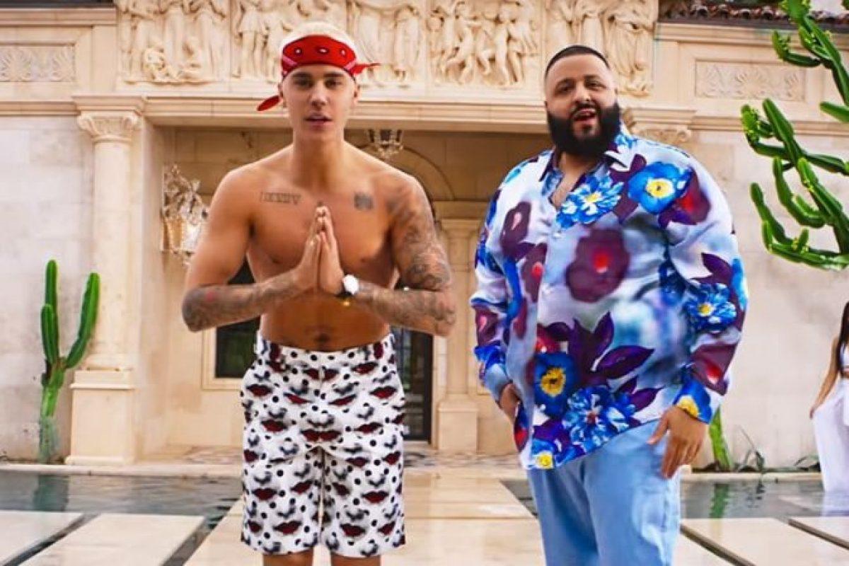 DJ Khaled, Justin Bieber, Chance The Rapper y Quavo lanzarán un nuevo single este viernes