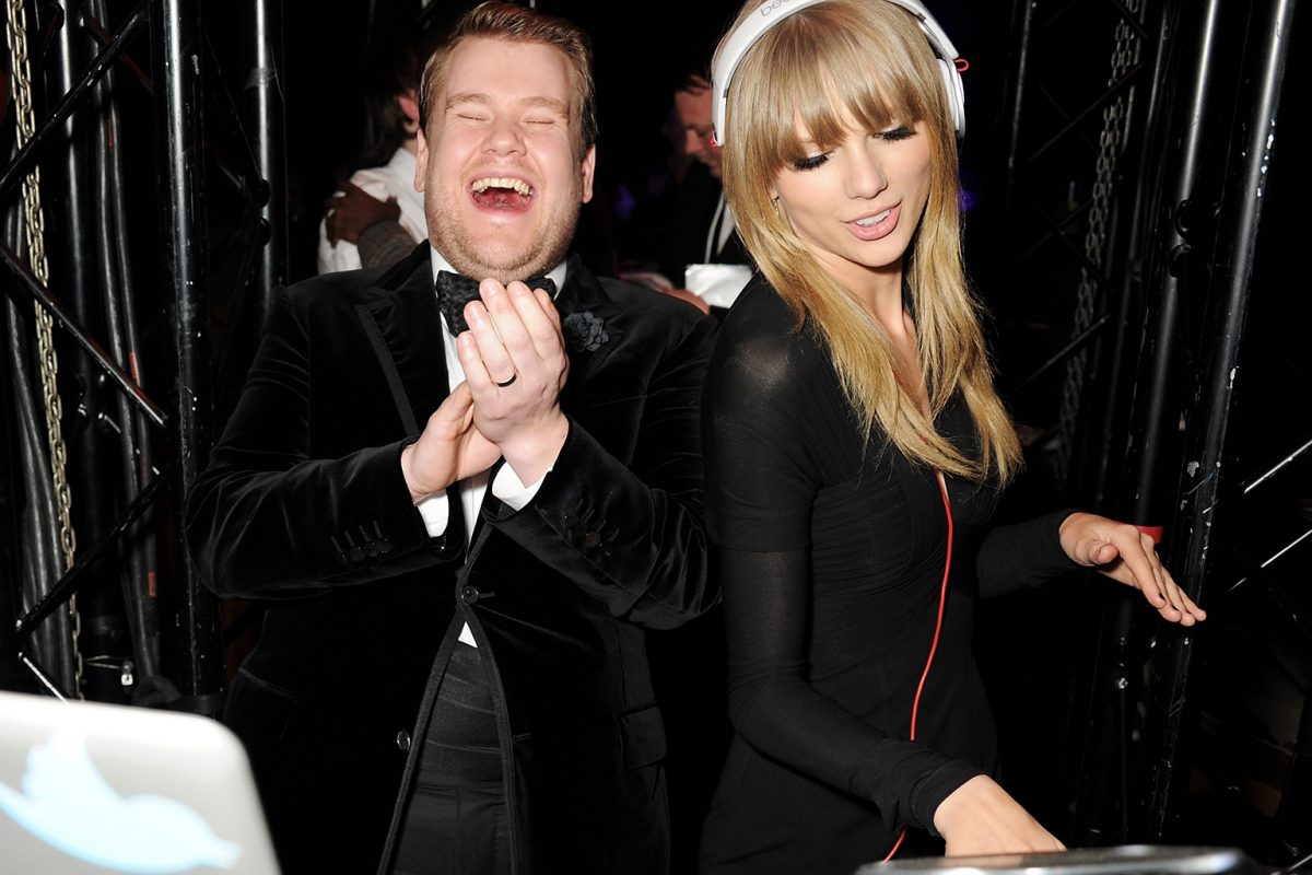 "Taylor Swift y James Corden fueron confirmados para la película del musical ""Cats"""
