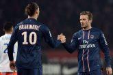 Las apuestas entre David Beckham y Zlatan Ibrahimovic