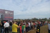 Niños de Puerto Botánico asistieron a la última función del Cirque du Soleil