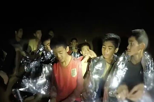 Thailand-Cave-Rescue-For-Trapped-Soccer-Team