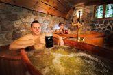 5 spas donde podés bañarte en cerveza